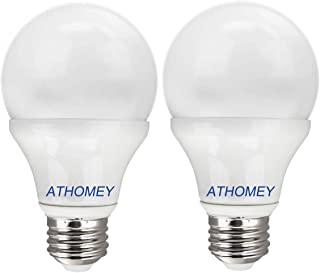 TCP RLAS7W27KND2 LED A19 - 40 Watt Equivalent (7w) Soft White (2700K) Non Dimmable Standard Light Bulb 2-Pack