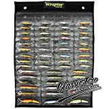 Wraptor Tackle Roll  Fishing Tackle Storage Organizer   Classic Pro (54 Pockets)