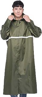 レインコート ポンチョ 男女兼用 ロング 帽子 袖つき レインウエア おしゃれ 合羽 軽量 耐久性 透湿性 防水 防汚 雨具 通勤 通学 散歩 自転車 バイク 登山 キャンプ アウトドア 無地 迷彩柄 7色選べる L-3XL
