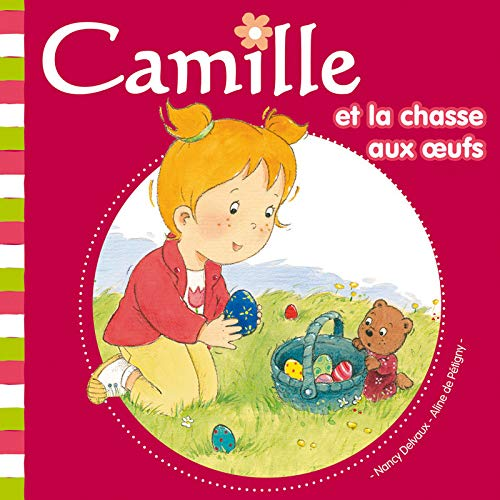 Camille et la chasse aux oeufs T21 (21)