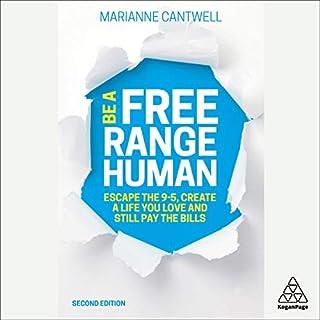 Be a Free Range Human cover art