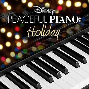 Disney Peaceful Piano: Holiday