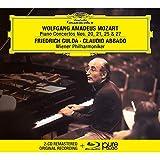 Mozart: Piano Concertos Nos. 20, 21, 25 & 27