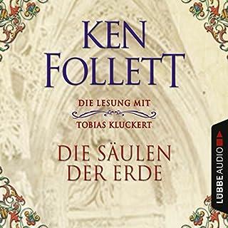 Die Säulen der Erde     Kingsbridge 1              Autor:                                                                                                                                 Ken Follett                               Sprecher:                                                                                                                                 Tobias Kluckert                      Spieldauer: 48 Std. und 48 Min.     5.396 Bewertungen     Gesamt 4,7