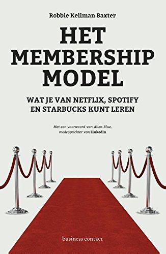 Het membership-model: wat je van Netflix, Spotify en Starbucks kunt leren