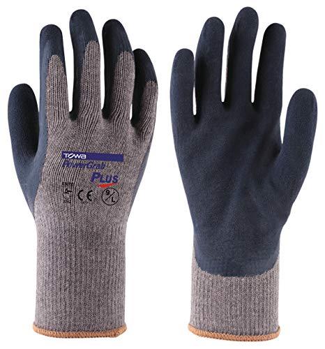 TOWA Power Grab Plus Arbeitshandschuhe Handschuhe Montagehandschuhe 12 Paar im Pack (9)