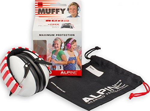 Alpine Muffy – Kinder Gehörschutz – Kapselgehörschutz - 2
