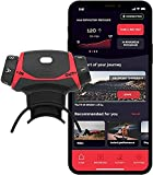 Airofit Pro Breathing Exercise Device + Free Upgrade to Premium APP | Muscle Trainer for Enhanced Lung Capacity, Physical Performance & General Well-Being | Excellent for Athletes & Everyday People
