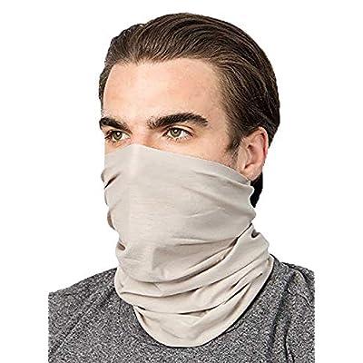 Amazon - Save 75%: ROSKIKI Bandana Neck Gaiter Scarf Breathable Headwear Cover Balaclav…