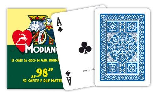 Modiano- Carte da Gioco, 300250