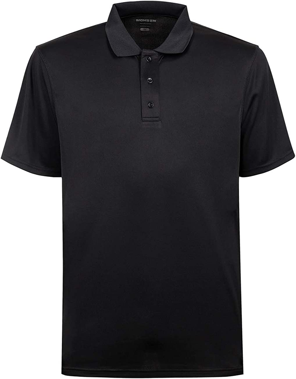 Miami Mall OFFicial mail order Corna Men's Moisture Wicking Performance Golf Sleeve Short Polo