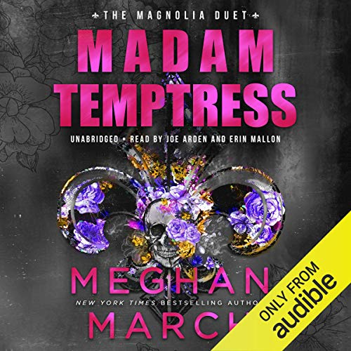 Madam Temptress audiobook cover art