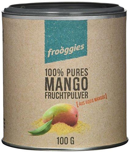 frooggies Fruchtpulver Mango, 100 g
