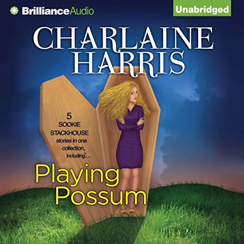 Couverture de Playing Possum