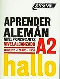 Aprender Aleman (+CDMP3): Apprendre l'allemand pour hispanophones (Objectif Langues)