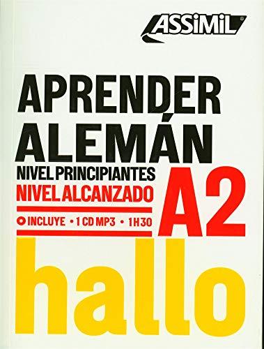 Aprender Aleman (+CDMP3): Apprendre l'allemand pour hispanophones