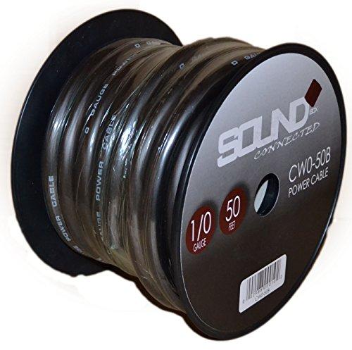 0 ga power wire - 2
