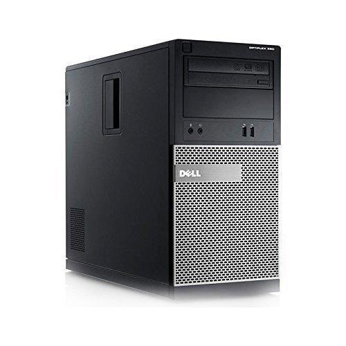 Dell 390 Tower - Intel Core i3 3 10GHz, 8GB DDR3, 1TB HDD, Windows 7 Pro  64-Bit, WiFi (Renewed)