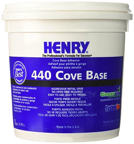 Henry, WW Company 12111 12111 GAL Cove Base Adhesive