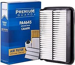 PG Air Filter PA4645 | Fits 1991-92 Isuzu Impulse, 1992-95 Mazda 929, 1989-00 Toyota 4Runner, 1989-95 Pickup, 1991-97 Previa, 1995-04 Tacoma