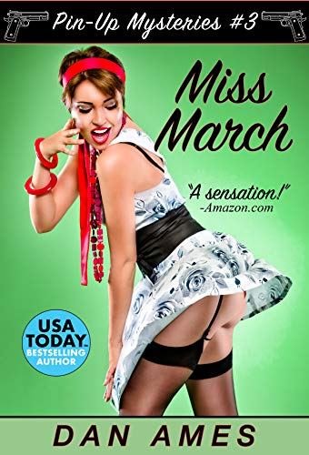 Miss March (Pin-Up Mysteries #3)