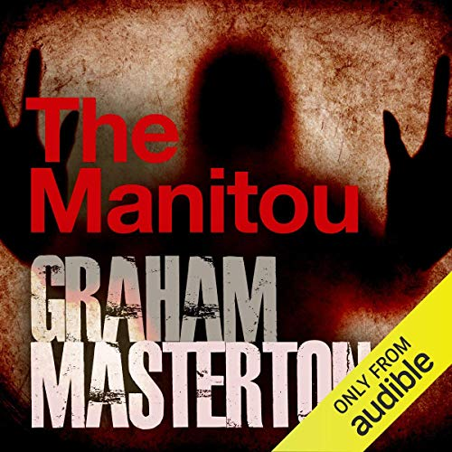 Couverture de The Manitou