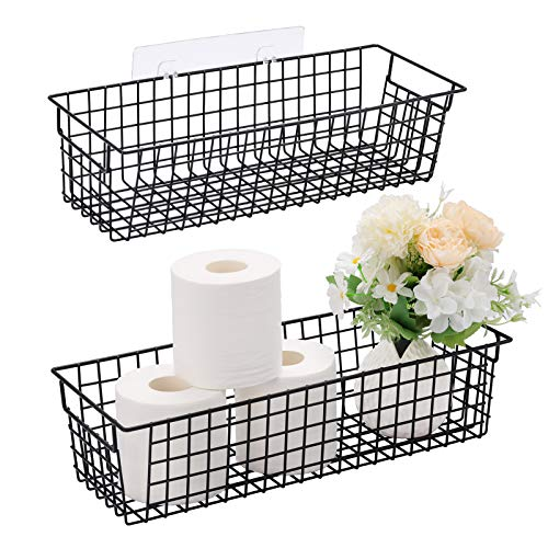 Top 10 best selling list for toilet paper holder wire basket