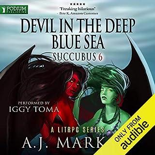 Devil in the Deep Blue Sea cover art
