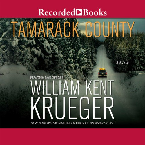 Tamarack County audiobook cover art