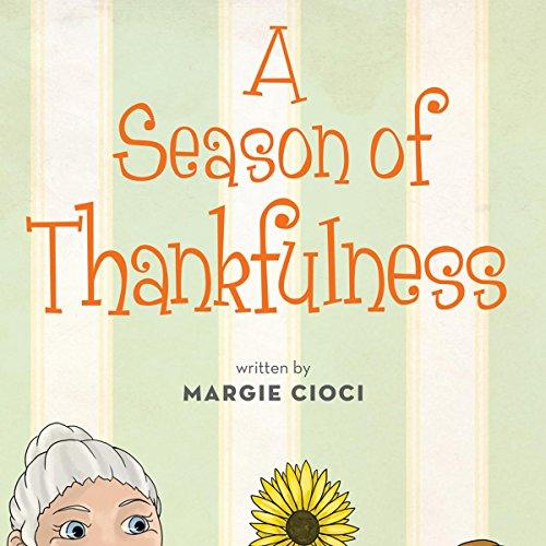 A Season of Thankfulness audiobook cover art