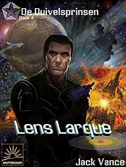 Lens Larque (Dutch Edition) by [Jack Vance, Jaime Martijn]