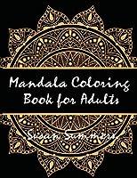 Mandala Coloring Book (100 Pages)