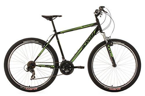 KS Cycling Mountainbike Hardtail 27,5\'\' Icros schwarz-grün RH51cm