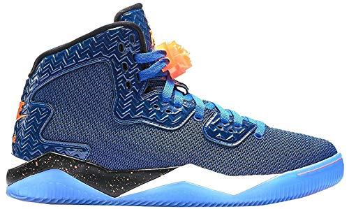 Nike Herren Air Jordan Spike Forty PE Fitnessschuhe, Blau Orange Weiß Schwarz Spiel Royal TTL Orng weiß Blk, 43 EU