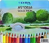 Lyra Super Ferby Matite di Colori, Assortiti Laccato 18 Farbstifte