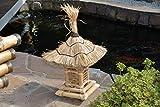 Bambus Garten Lampe, bamboo-lamp, Bambus Lampe, Asiatische Gartenlampe, Bambus Pagode
