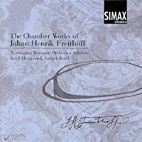 Freithoff: The Chamber Works by Norwegian Baroque Orchestra Soloists (2002-02-28)