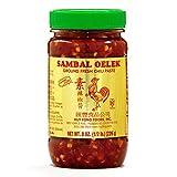 Huy Fong Chili Paste Sambal Oelek 8 oz each (1 Item Per Order)