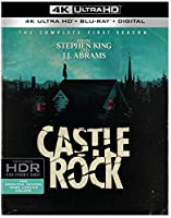 Castle Rock: The Complete First Season [Blu-ray]