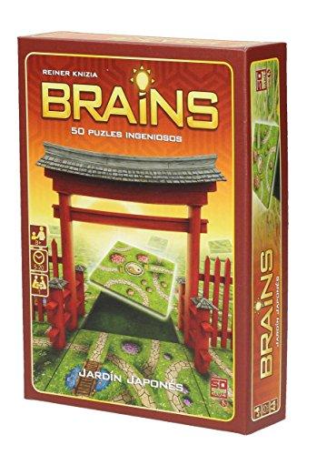 SD Games Brains: El jardín japonés, Juego de Mesa (SDGBRAINS01) (Edge