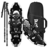 Best Snowshoes - ALPS Adult All Terrian Snowshoes Set for Men,Women,Youth Review
