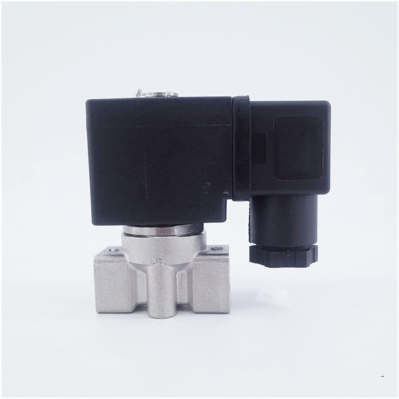 DINGGUANGHE Max 74% OFF 2way Stainless Steel Water C Normally New color Valve Solenoid