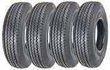 4 New ZEEMAX Heavy Duty Trailer Tire ST205/90D15 (7.00-15) 10 PR Load Range E -11024