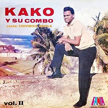 Kako Y Su Combo, Vol. 2