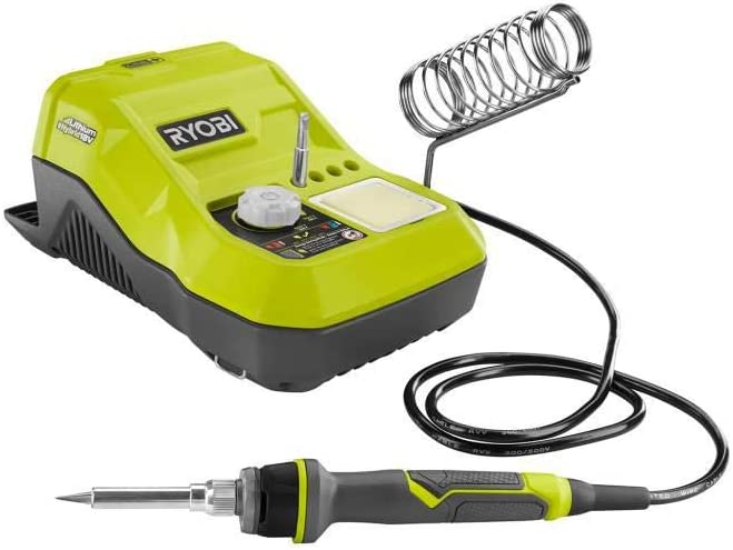 Today's only Ryobi 18-Volt New life ONE+ Hybrid P3100 Station Soldering Tool-Only
