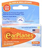 Original Children's EarPlanes by Cirrus Healthcare Ear Plugs...