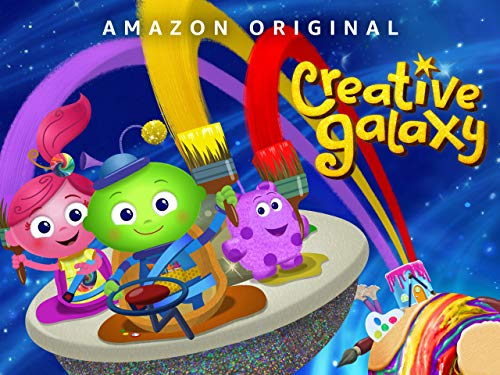 Creative Galaxy Season 201