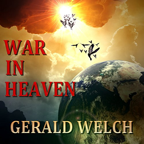 War in Heaven audiobook cover art