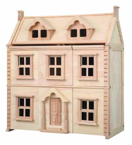 PLAN TOYS Plantoys 7124 Victorianisches Puppenhaus