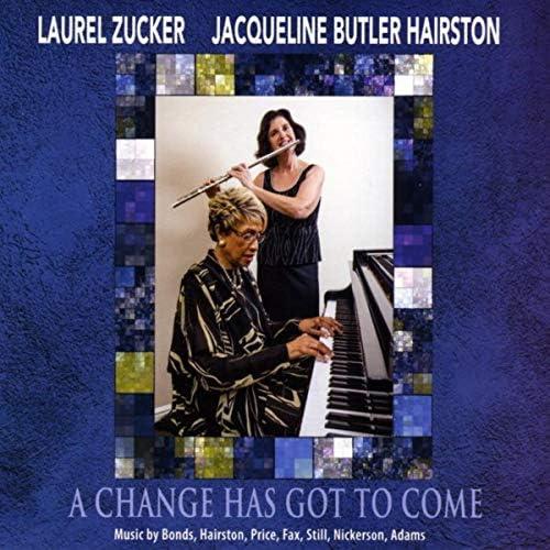 Laurel Zucker & Jacqueline Butler Hairston